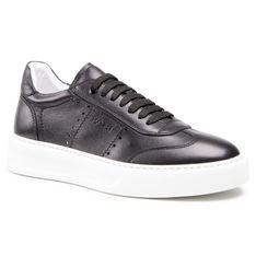 Sneakersy FABI - FU0261  Nero