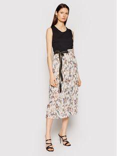 Liu Jo Sukienka letnia WA1584 T5975 Kolorowy Regular Fit