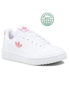 adidas Buty Ny 90 J FX6473 Biały
