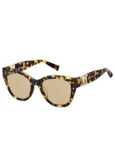 Max Mara - Okulary przeciwsłoneczne - brązowy