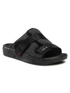 Nike Klapki Jordan Crater Slide CT0713 001 Szary