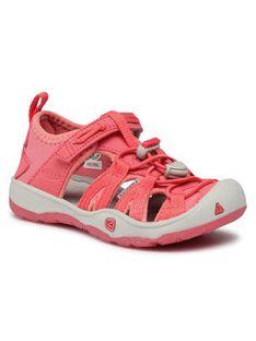 Keen Sandały Moxie Sandal 1025097 Różowy