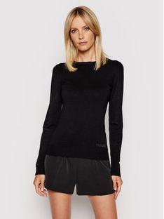 Guess Sweter Elinor W1YR02 Z2V60 Czarny Slim Fit