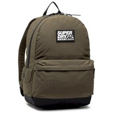 Plecak SUPERDRY - Classic Montana M9110057A  Forest Pine S0R