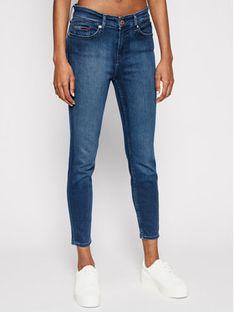 Tommy Jeans Jeansy Shape DW0DW09487 Granatowy Skinny Fit