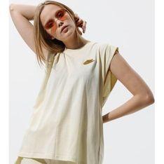 Bluzka damska Nike z krótkimi rękawami z okrągłym dekoltem