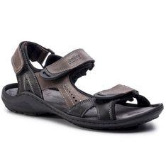 Sandały HELIOS - 853 Brąz