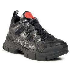Sneakersy LOVE MOSCHINO - JA15434G0BJA500A Nero