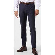 Spodnie męskie Cinque jesienne granatowe eleganckie