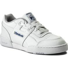 Buty sportowe dziecięce Reebok bialy