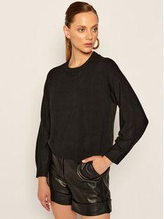 Guess Sweter Filomena W0YR73 Z26I0 Czarny Regular Fit
