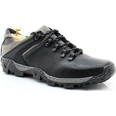 Buty trekkingowe męskie Kent czarny