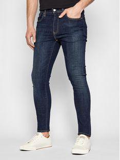 Levi's® Jeansy 84558-0019 Granatowy Skinny Fit