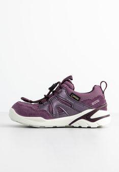 ECCO - Sneakersy niskie - bordowy