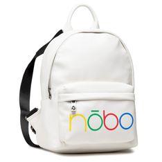 Plecak NOBO - NBAG-K3310-C000 Biały