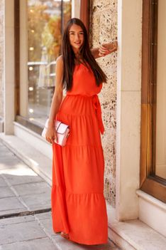 Sukienka KUBANA RED
