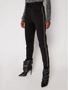 John Richmond Spodnie dresowe Balino RWA20194PA Czarny Regular Fit