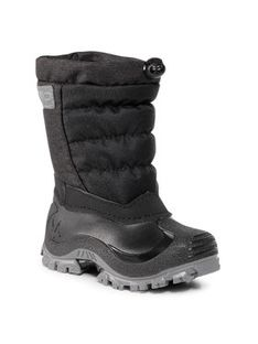 CMP Śniegowce Kids Hanki 2.0 30Q4704 Czarny
