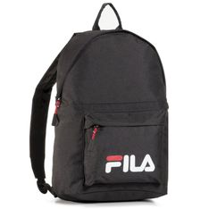 Plecak FILA - New Backpack S'coll Two 685118 Black 2
