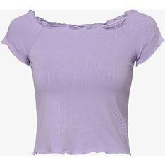 Bluzka damska Aygill`s z jerseyu z krótkimi rękawami