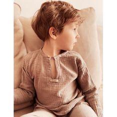 Oh Babe t-shirt chłopięce z długim rękawem