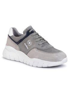 Strellson Sneakersy Kilburn 4010002817 Szary