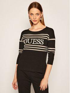 Guess Sweter Alessia W0YR87 Z2BB0 Czarny Regular Fit
