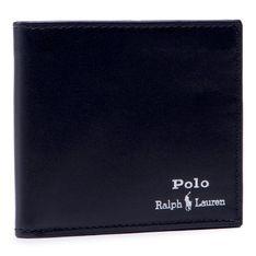 Duży Portfel Męski POLO RALPH LAUREN - Mpolo C0 D2 405803865002 Black