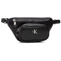 Saszetka nerka CALVIN KLEIN JEANS - Convertible Waist Bag K60K607840 BDS