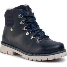 Buty zimowe dziecięce Bartek bez wzorów