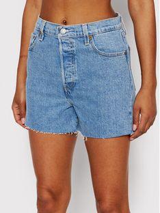 Levi's® Szorty jeansowe 77879-0005 Slim Fit