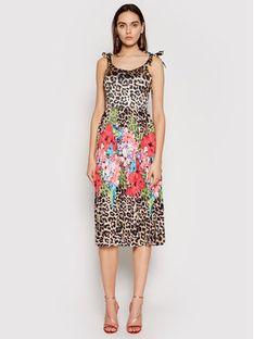 Marciano Guess Sukienka letnia 1GG770 9549Z Kolorowy Regular Fit