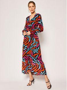 Escada Sport Sukienka codzienna Dyxy 5032709 Kolorowy Regular Fit