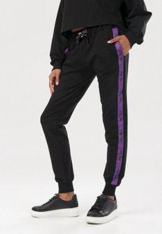 Czarne Spodnie Cerifera