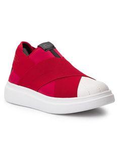 Togoshi Sneakersy FESSURA TG-08-02-000045 Czerwony