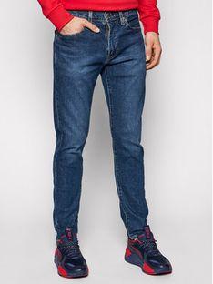 Levi's® Jeansy 512™ 28833-0834 Granatowy Slim Taper Fit