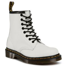 Glany DR. MARTENS - 1460 Smooth 11822100  White