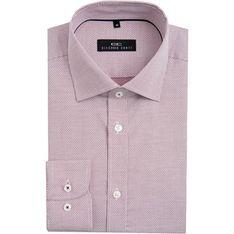 Koszula męska Giacomo Conti rozowy