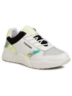 Togoshi Sneakersy TG-09-04-000165 Biały