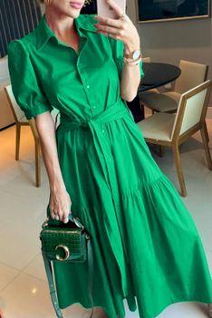 Sukienka MIMOSA GREEN