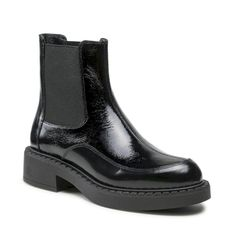 Sztyblety BADURA - I2126901NAB Black