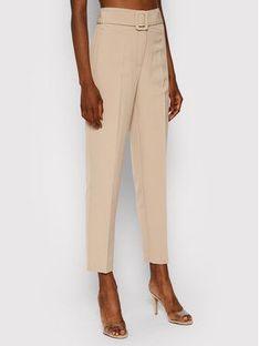 Guess Spodnie materiałowe New Hope W1YB0A WB4H2 Beżowy Regular Fit