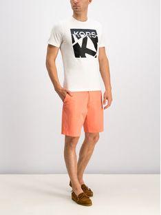 MICHAEL Michael Kors Szorty materiałowe Summer CS93CSK4JJ Różowy Regular Fit