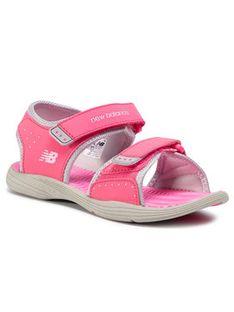 New Balance Sandały K2004GRP Różowy