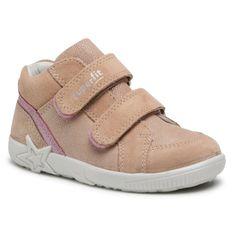 Sneakersy SUPERFIT - 1-006434-4000 S Beige/Rosa