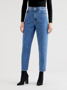 """Levi's """"High Loose Taper"""" Hold My Purse"""