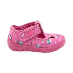 Befado  obuwie dziecięce 533P010 różowe