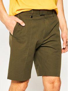 Hugo Szorty materiałowe Ferris202F1 50428075 Zielony Regular Fit