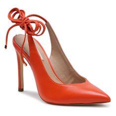 Sandały GUESS - Briola FL5BRL LEA05 ORANG