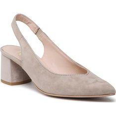 Sandały damskie Ryłko z tworzywa sztucznego na lato z klamrą eleganckie
